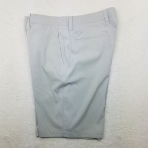 Callaway Gray Golf Shorts Size 36 MA3560